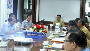 Foto Gubernur Sumut Instruksikan Dibentuknya Tim Pengusulan Geopark Network UNESCO