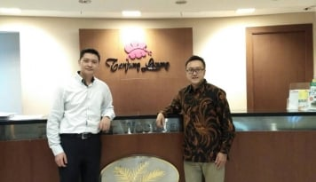 Foto Jababeka Garap Cikarang Jadi Silikon Valleynya Indonesia