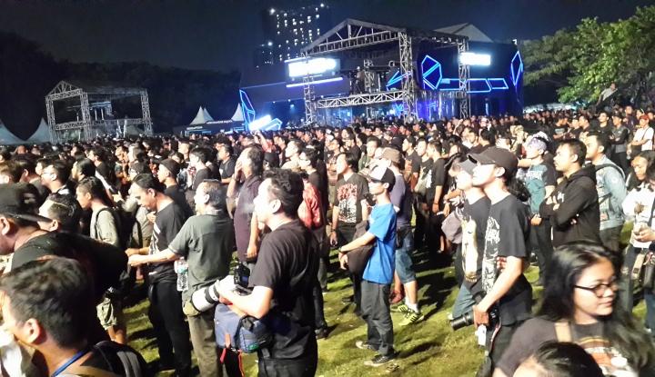 Foto Berita Jamrud Sapa Ambon Lewat Soundsation 100 Kota 1 Bahasa
