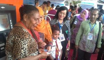 Foto 15.358 KK Di Jayawijaya Belum Masuk Dalam KPM Program Keluarga Harapan