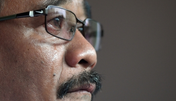 Foto Djarot Sering Curhat dengan Ahok Bahas Masalah Jakarta
