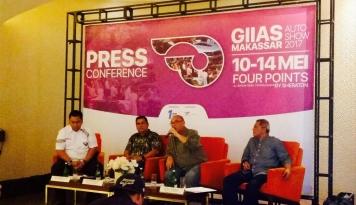 Foto Makassar Kembali Awali Rangkaian GIIAS 2017
