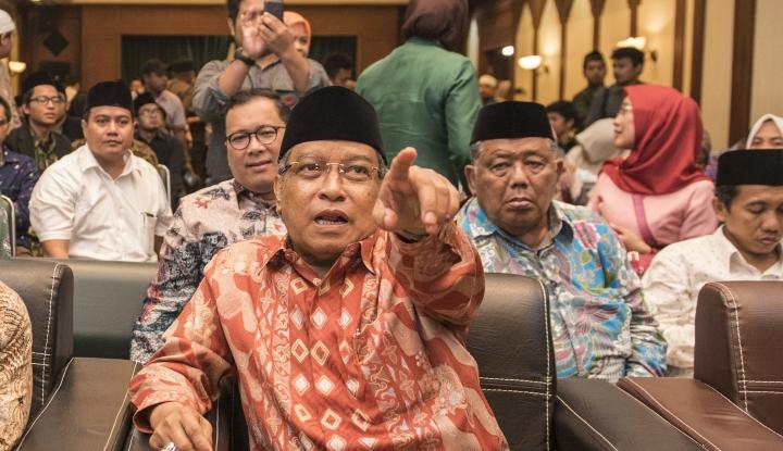 Foto Berita Ketua PBNU Dukung Imin Jadi Cawapres Jokowi?