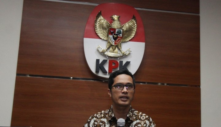 Foto Berita KPK Harap Fraksi yang Tolak Hak Angket Tetap Konsisten