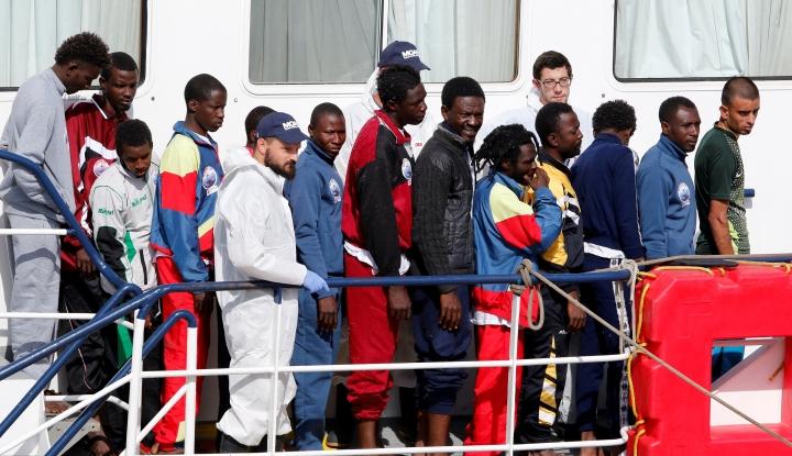 Foto Berita Spanyol Tak Tolerir Migran yang Masuk Secara Ilegal