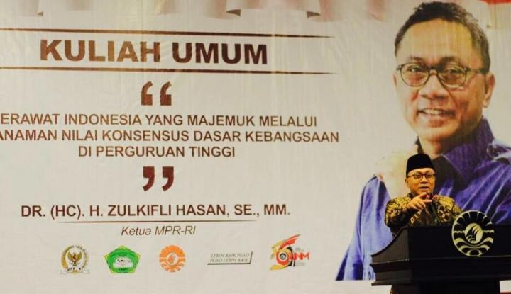 Foto Berita OTT Auditor BPK, Ketua MPR: Kok Masih Ada Korupsi di Lembaga Negara