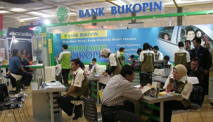 Bank Bukopin Lunasi Obligasi Subordinasi Berkelanjutan Senilai Rp1,5 Triliun - Warta Ekonomi