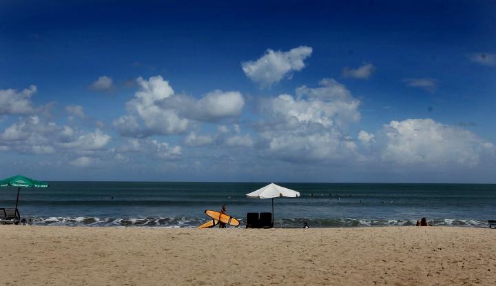 Ogah Pulang, Ribuan Turis China Perpanjang Liburan di Bali - Warta Ekonomi