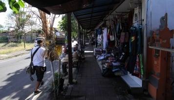 Foto Angka Ekspor Kerajinan Kulit Bali Alami Penurunan