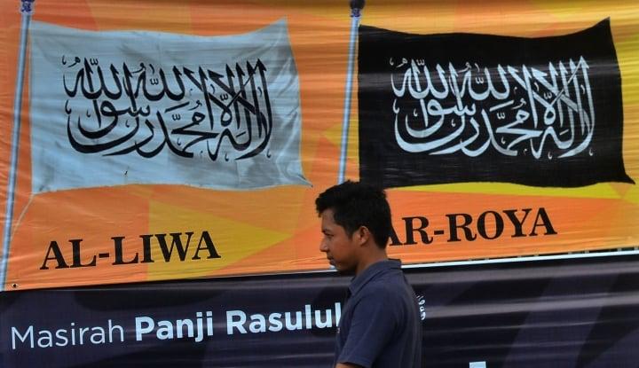 Foto Berita GP Ansor Bali: Kami Sangat Dukung HTI Dibubarkan