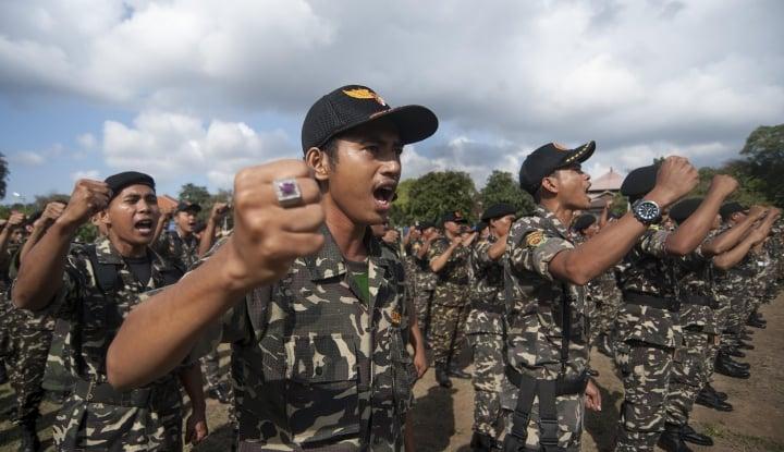Foto Berita Rencana Aksi Bela Tauhid, 2.000 Banser Siap Jaga Kantor PBNU