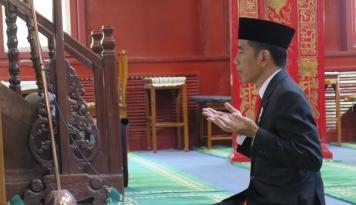 Foto Cerita Jokowi Pamerkan Penduduk Muslim Terbesar ke Raja-Raja Arab
