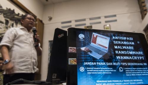 Foto WannaCry Sudah Serang Rumah Sakit di Kaltim
