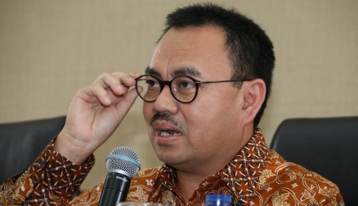 Foto Berita Kritik Pembangunan Jokowi, TKN: Pak Sudirman Sakit Hati?