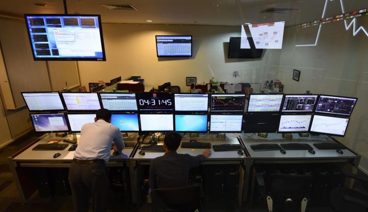 Foto Berita 2022, BRI Optimistis Salip Market Cap DBS Group