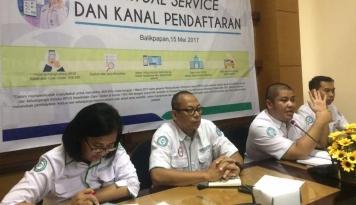 Foto Tunggakan Iuran Peserta Mandiri BPJS Kesehatan Cabang Balikpapan Tembus Rp77 Miliar
