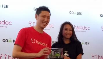 Foto Halodoc dan Go-Jek Saling Berkolaborasi Melalui Go-Med