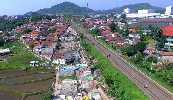 Foto Berita Proyek Kereta Cepat Jakarta-Bandung, Fokus Kerjakan Titik Strategis