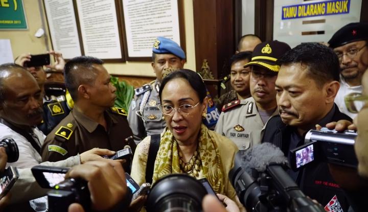 Foto Berita GP Ansor: Jangan Buru-buru Hakimi Sukmawati