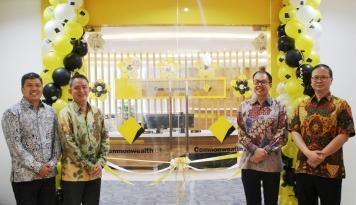 Foto Commonwealth Life Resmikan Kantor Pemasaran Ke-26 di Indonesia