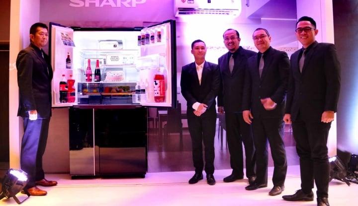 Sharp Perkenalkan Teknologi J-Tech Inverter