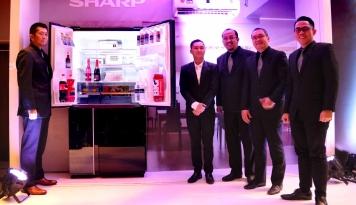 Foto Sharp Perkenalkan Teknologi J-Tech Inverter