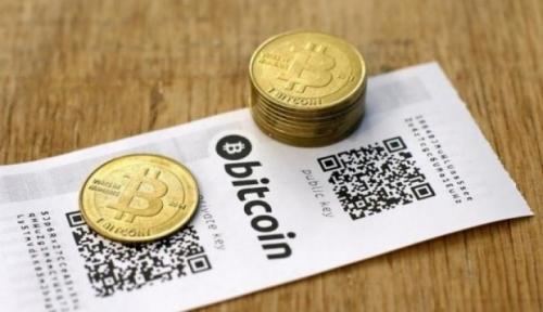 Foto Bitcoin Jadi Era Baru Bisnis Real Estate?