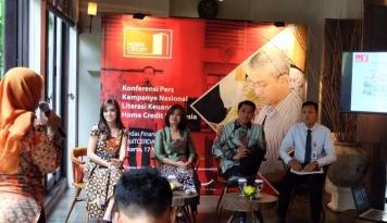 Foto Home Credit Kukuhkan Kampanye Nasional Literasi Keuangan