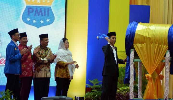 Foto Berita Jokowi Dipastikan Buka Kongres HMI