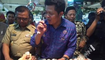 Foto KPPU Fokus Tuntaskan Investigasi Kartel Bawang Putih