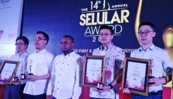 Foto Prime 7S Raih Penghargaan Best Design Smartphone