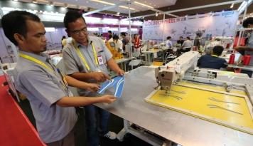 Foto Industri Manufaktur Kaltimra Turun 1,26%