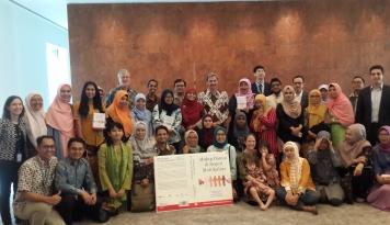 Foto Kedubes Australia Gelar Program Pertukaran Muslim