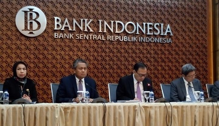 Foto Berita BI Sambut Baik S&P Naikkan Rating Indonesia