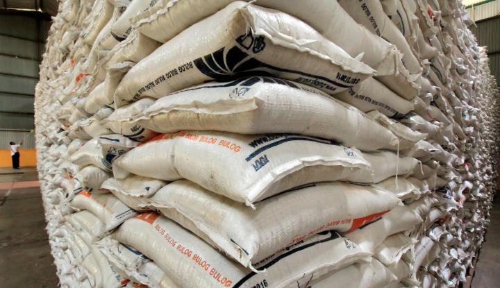 stok beras capai 82 ribu ton, sulsel aman hingga 20 bulan