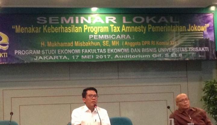Foto Berita Ini Keuntungan Terbitnya Perppu Akses Informasi Keuangan menurut Misbakhun