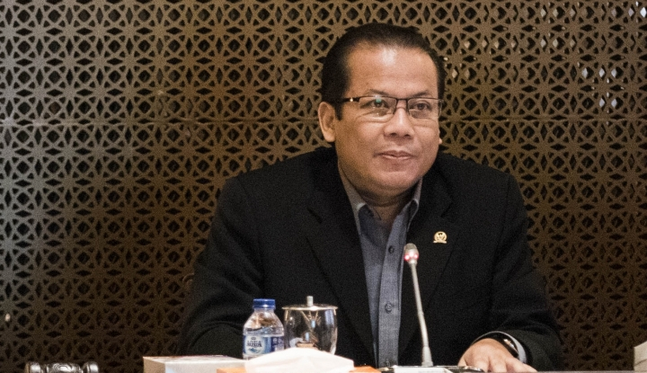 Foto Berita Bamus DPR Putuskan Tunda Pembahasan Angket KPK
