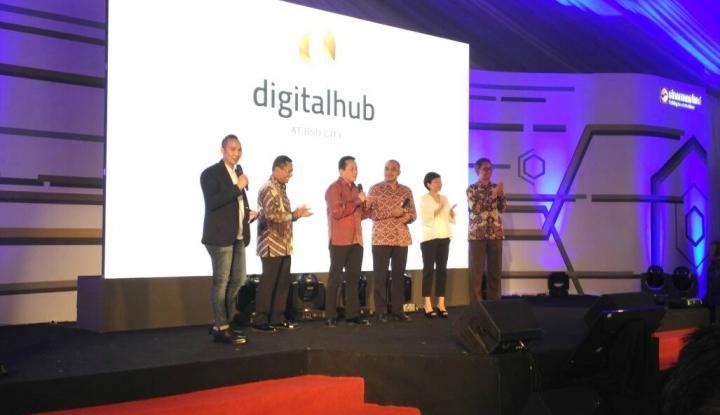 Foto Berita Bangun Silicon Valley Ala Indonesia, Sinar Mas Gelontorkan Rp7 Triliun