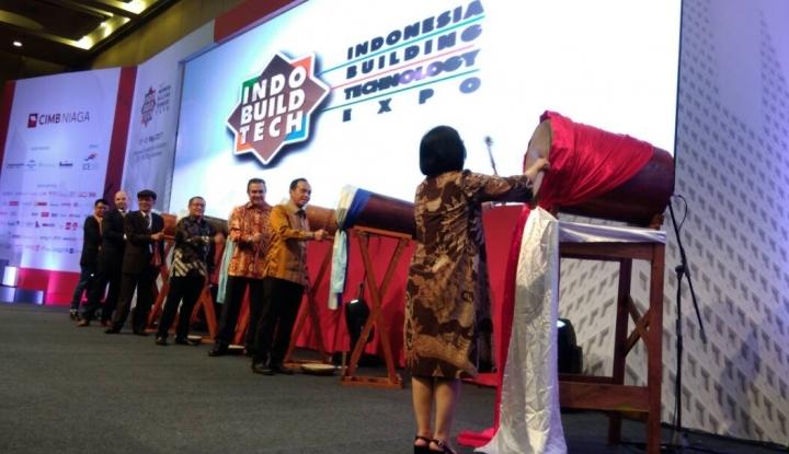 Foto Berita Indobuildtech Hadirkan Inovasi dan Teknologi Baru di Sektor Konstruksi
