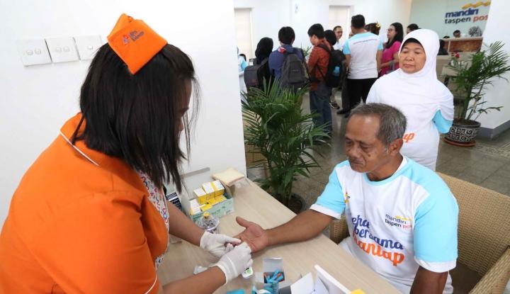Foto Berita Bank Mantap Luncurkan Program Sehat Bersama Pensiunan