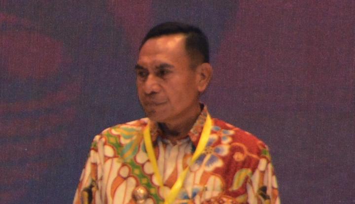 Foto Berita Gubernur NTT Minta Buatkan Tiga Bendungan Baru ke Jokowi