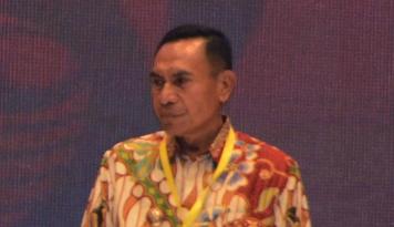 Foto Gubernur NTT Minta Buatkan Tiga Bendungan Baru ke Jokowi