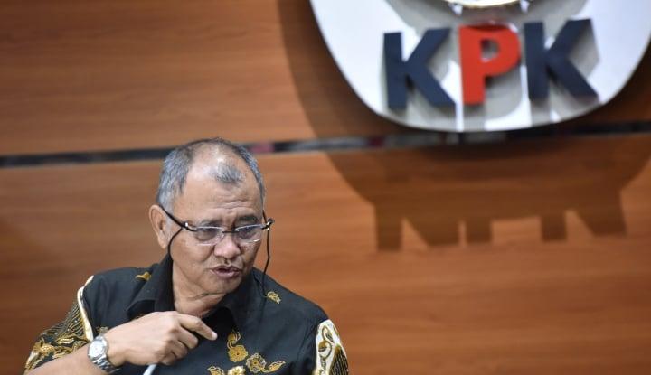 Foto Berita Ketua KPK Sebut Heri Winarko Sosok Tepat Pengganti Buwas