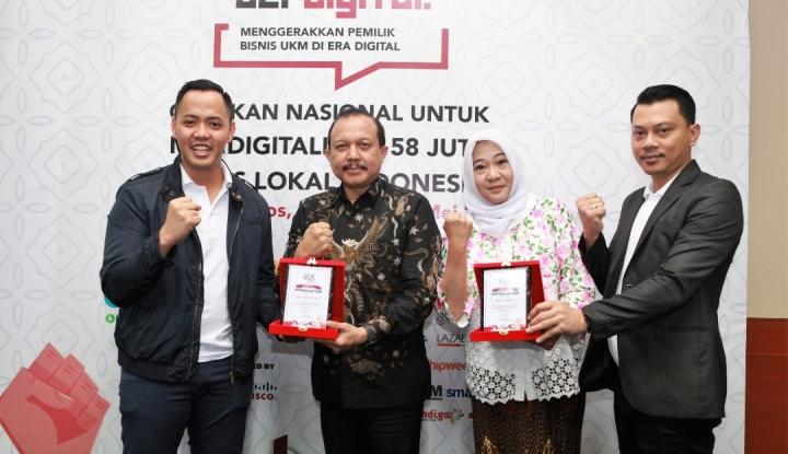 Foto Berita Kemenkop dan UKM Ajak Generasi Muda Kembangkan Bisnis Berbasis Digital