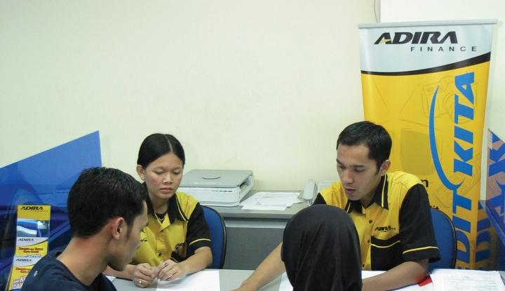 Adira Finance Kantongi Pinjaman US$350 Juta - Warta Ekonomi