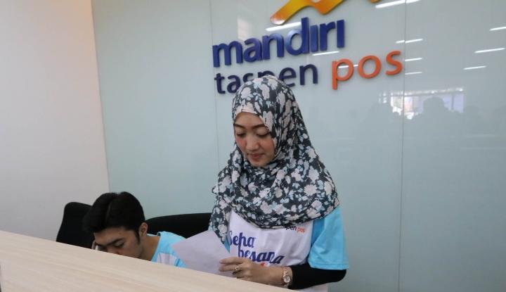 Bank Mantap Raih Pinjaman Rp500 Miliar untuk Ekspansi