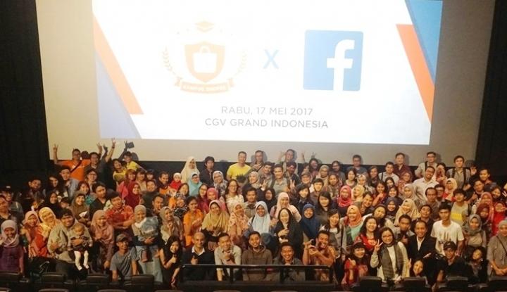 Foto Berita Gandeng Facebook, Shopee Indonesia Dukung Pengusaha Lokal