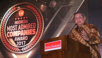 Foto Saat SBY Kangen Makan Kupat Magelang