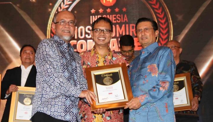 Foto Berita Dapat Penghargaan IMACO Warta Ekonomi, Apa Kata TMMIN?