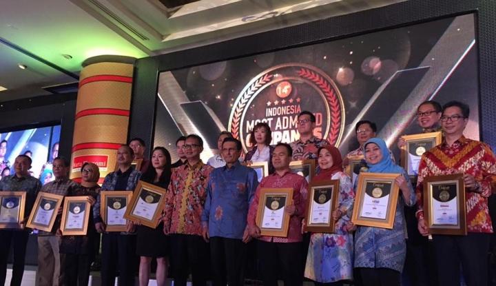 Foto Berita PJB Jadi Perusahaan Idaman Tahun 2017